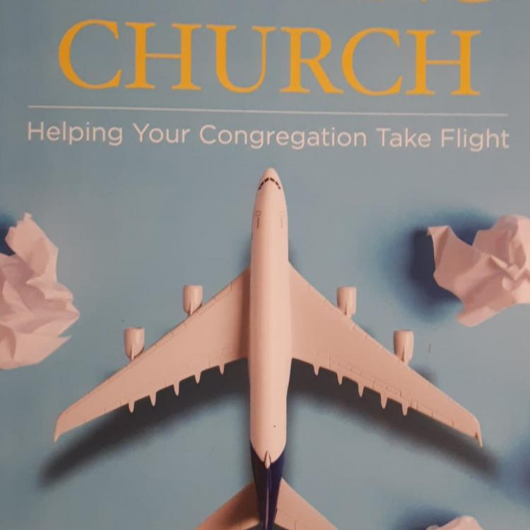 Piloting Church:  Helping Your Congregation Take Flight by Cameron Trimble